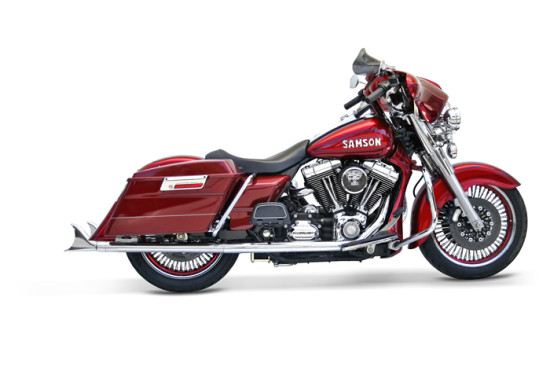 Touring and Roadking (1985-1994)