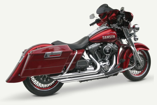 Touring and Roadking (1995-2008)
