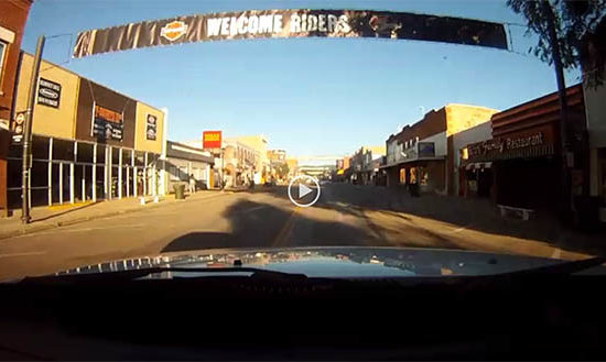 clean main street time lapse featured image