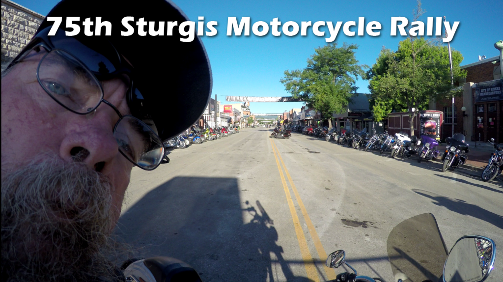 sturgis motorcycle rally video poster