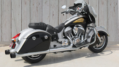 IN-762 Samson Sturgis Edition Mufflers Indian