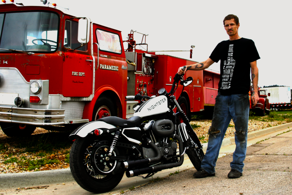 Cody Stahl and the El Nightster